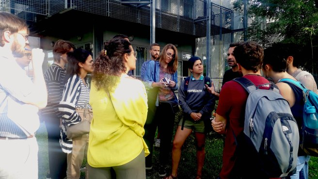 Visiting Centro di Salute Mentale Domio, Trieste. Sept 2019